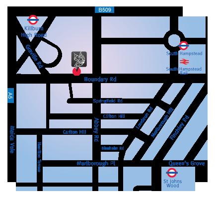 STjonhswood Map