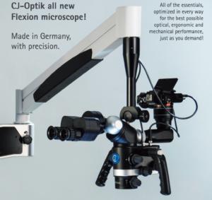 Dental microscope