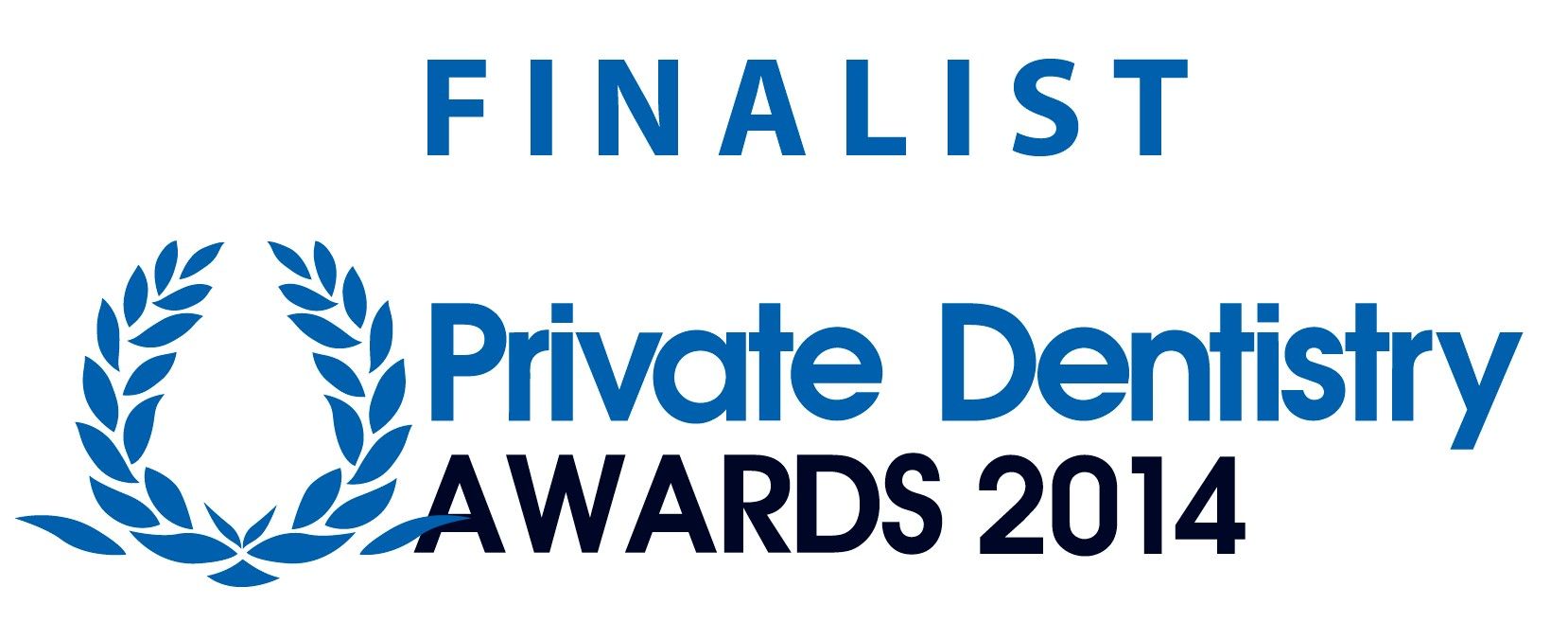 Private dentistry awards 2014