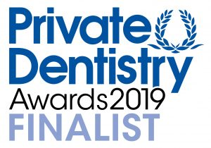 Private dentistry awards 2019 finalist