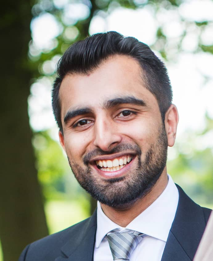 Dr Zohaib Ali