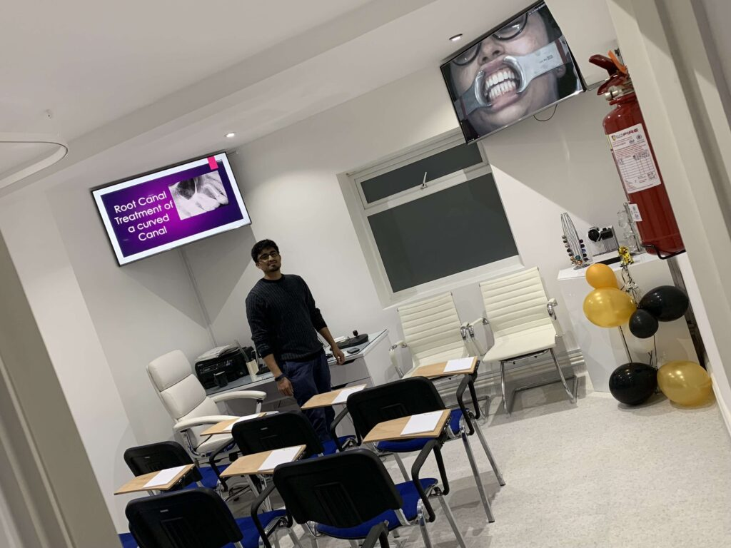 Previous Lectures carried out by Smile Cliniq London Clinical Training Centre
